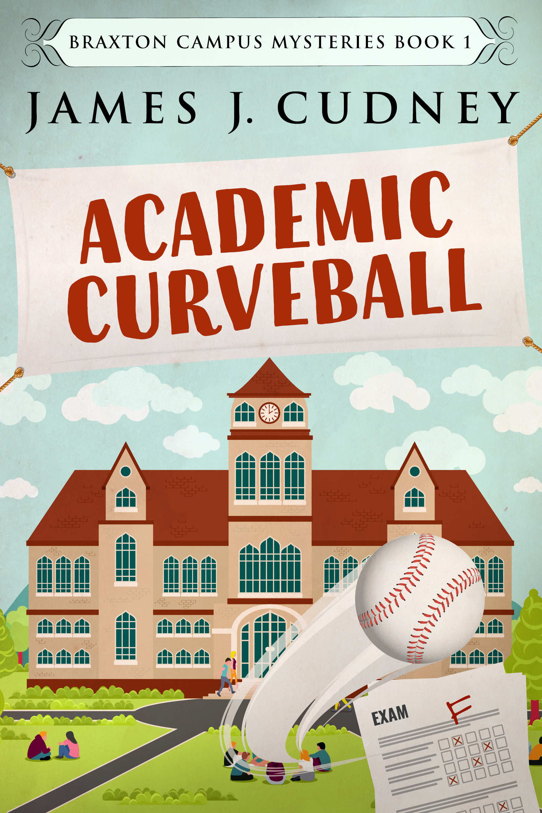 Cudney - Academic Curveball